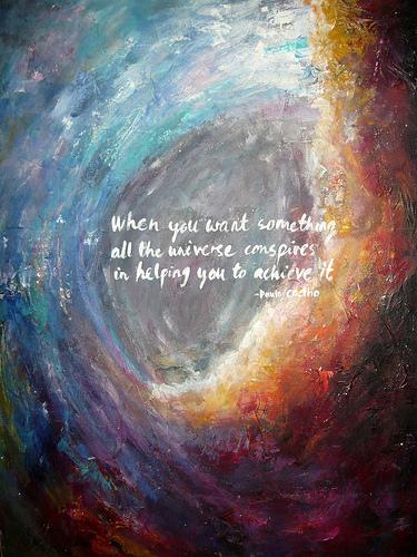 Universe Conspires