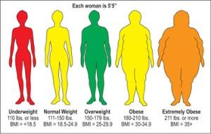 woman-obesity-chart