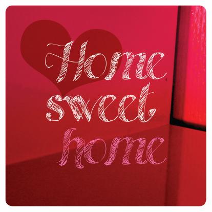 home sweet home tekst