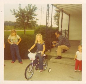 My first bike 1977