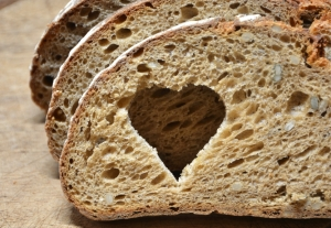 Bread with Heart